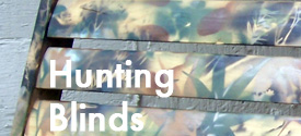Hunting Blinds 2007